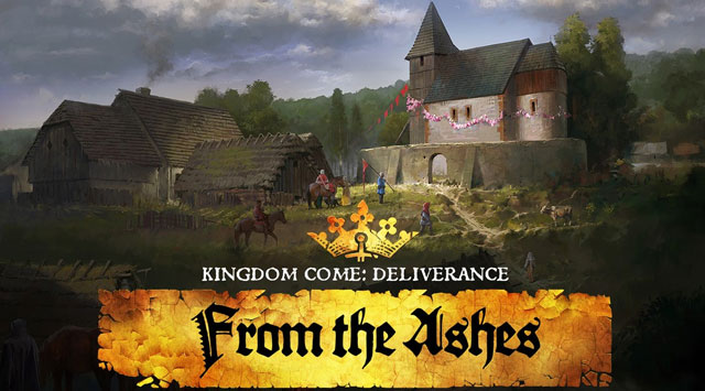 Kingdome Come: Deliverance ecco il primo DLC From The Ashes