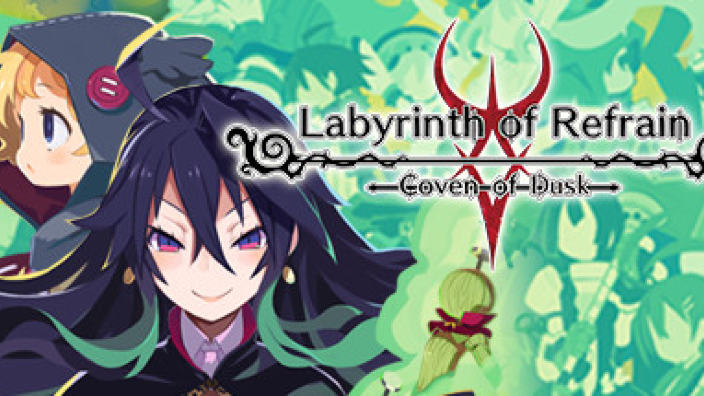 Labyrinth of Refrain Coven of Dusk presenta i suoi personaggi con un trailer