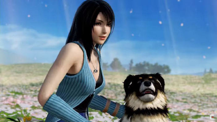 Rinoa sarà la new entry di Dissidia Final Fantasy NT