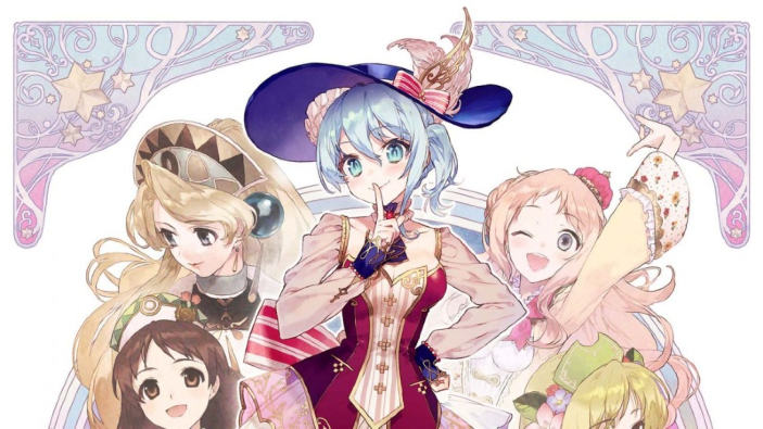 Koei Tecmo porta in occidente Nelke & the Legendary Alchemists: Ateliers of the New World