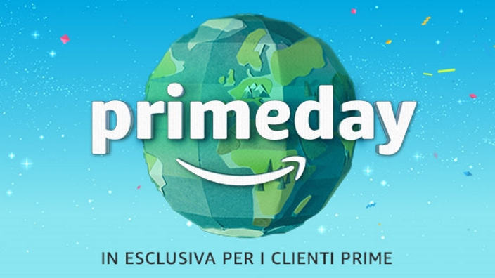 Le offerte dell'<strong>Amazon Prime Day 2018</strong>