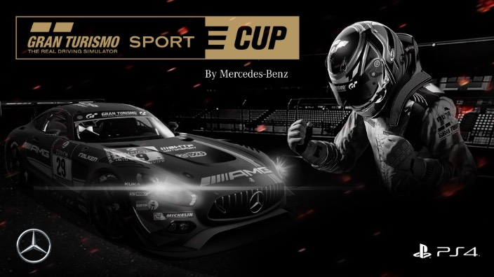 "Sony lancia il ""GT Sport E-Cup by Mercedes"""