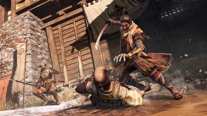 Sekiro: Shadows Die Twice - Preordini aperti e gameplay a breve