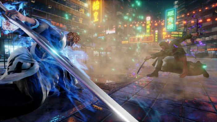 Jump Force, nuovi video di gameplay mostrano i personaggi di Bleach in azione