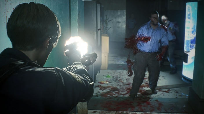 Resident Evil 2 Remake ecco un nuovo gameplay