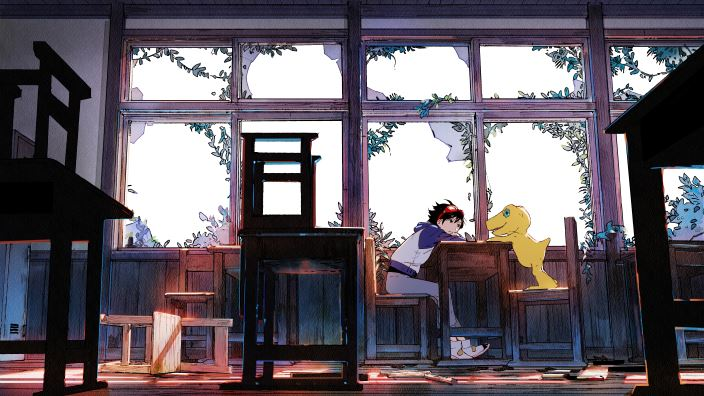 Digimon Survive arriverà in occidente!