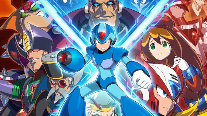 Vendite hardware e software in Giappone (29/7/2018), Mega Man X Legacy Collection