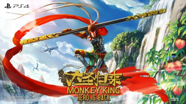 Monkey King si mostra in un video di gameplay e parla del periodo di uscita