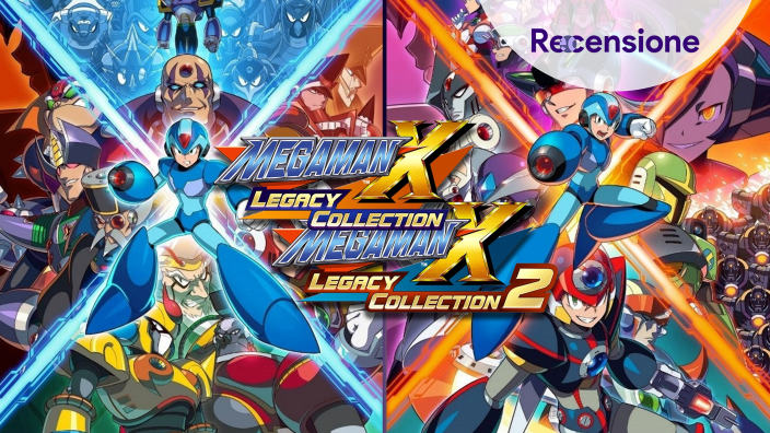 <strong>Mega Man X Legacy Collection 1+2</strong> - Recensione