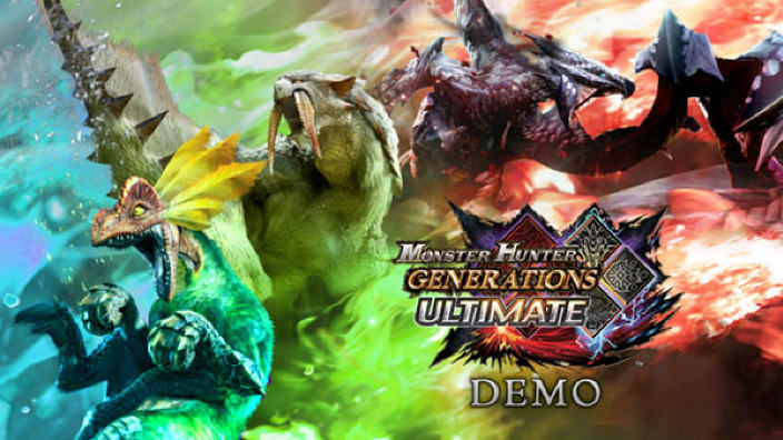 Demo per Monster Hunter Generations Ultimate