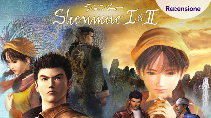<strong>Shenmue I & II</strong> - Recensione