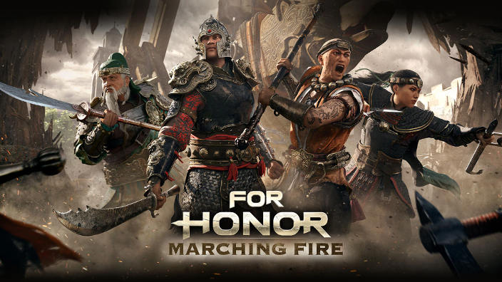 La Starter Edition di For Honor gratis su Steam e nuova modalità per Marching Fire