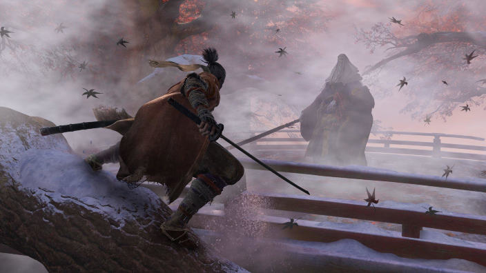 Sekiro: Shadows Die Twice - Ecco il primo gameplay