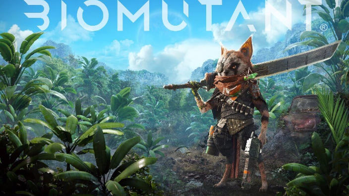 Biomutant rinviato all'estate del 2019
