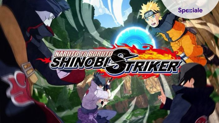 <strong>Naruto to Boruto: Shinobi Striker</strong> - Anteprima