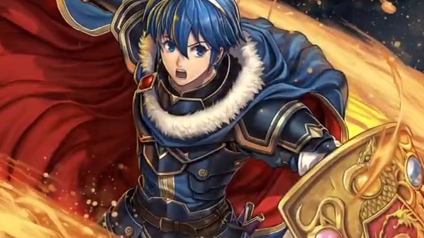 Fire Emblem Heroes aggiunge Legendary Hero Marth
