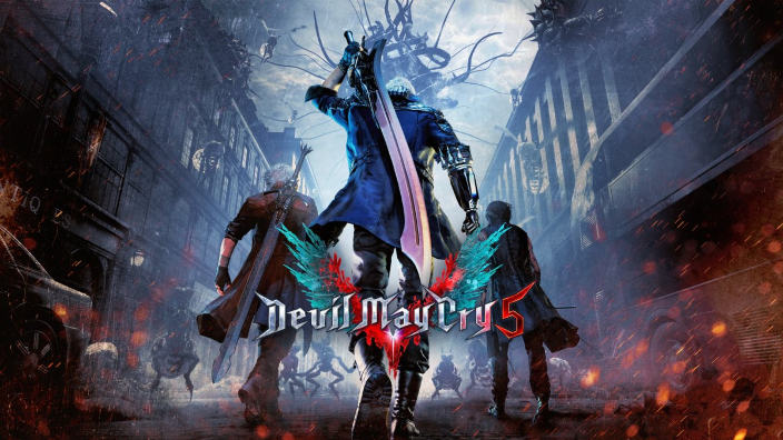 Devil May Cry 5 in 4K e 60 fps su Xbox One X