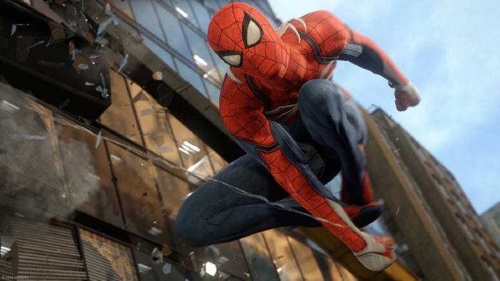Marvel's Spider-Man non ha subito downgrade, afferma Insomniac