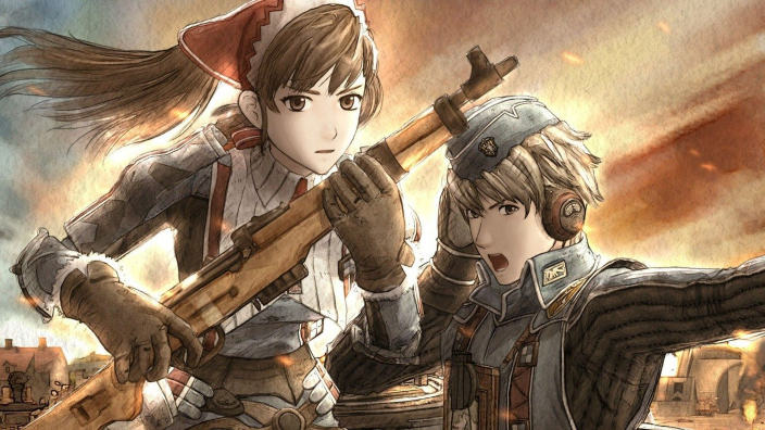 Valkyria Chronicles Remastered in arrivo su Switch a ottobre