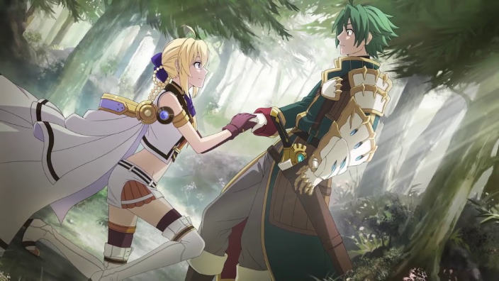 Record of Grancrest War: Quartet Conflict in arrivo in occidente