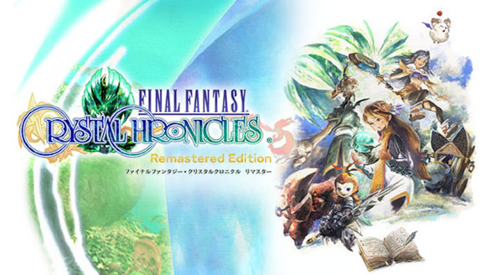 Final Fantasy Crystal Chronicles Remastered annunciato per PS4 e Switch