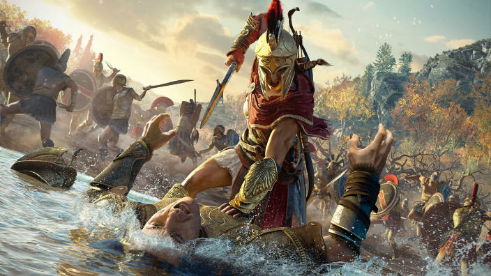 Assassin's Creed Odyssey soddisferà a pieno i fan del franchise