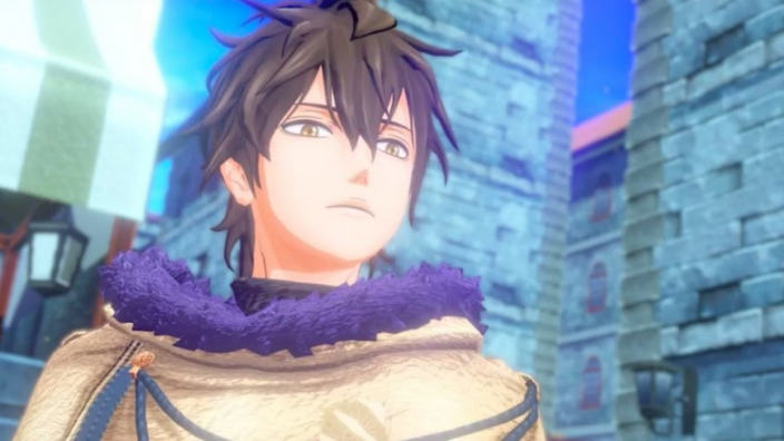 Black Clover: Quartet Knights, un nuovo trailer introduce il personaggio Gauche