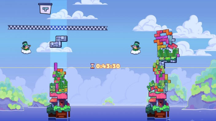 In arrivo a ottobre Tricky Towers per Nintendo Switch