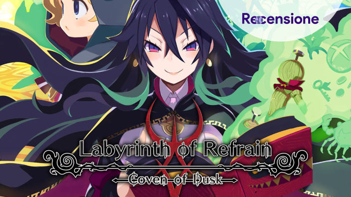 <strong>Labyrinth of Refrain Coven of Dusk</strong> - Recensione