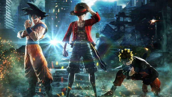Bandai Namco presenta l'imperdibile Collector's Edition di Jump Force