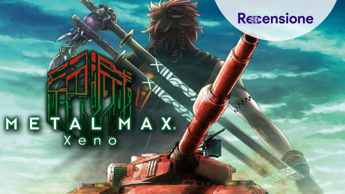 <strong>Metal Max Xeno</strong> - Recensione
