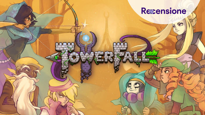 <strong>Towerfall</strong> - Recensione Nintendo Switch
