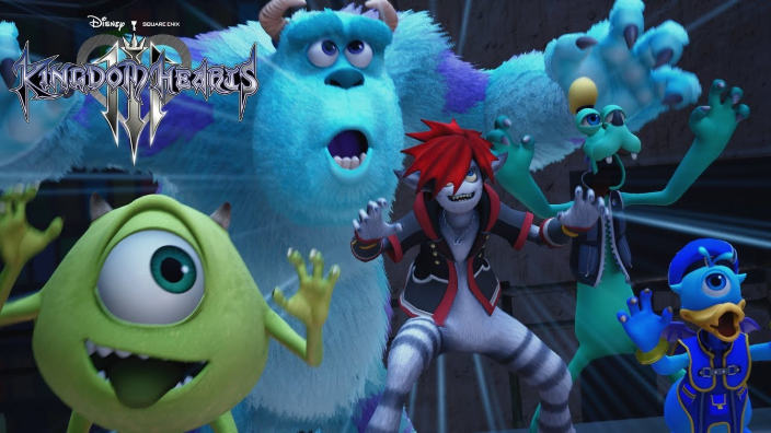 Kingdom Hearts III e altri titoli Koch Media alla Milan Games Week 2018