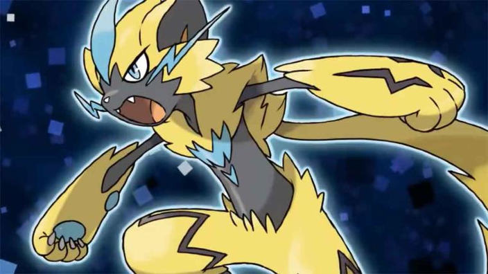 Zeraora è finalmente disponibile in Pokémon Ultrasole e Ultraluna