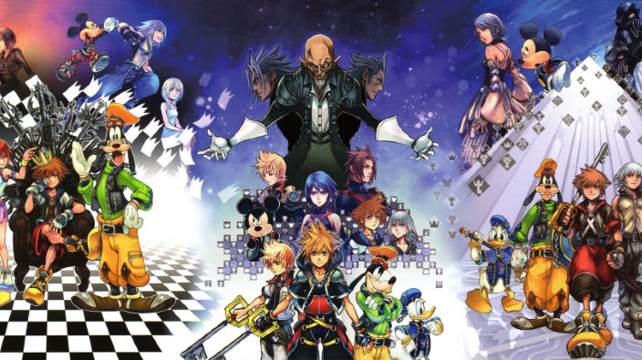 In uscita il 30 ottobre Kingdom Hearts -The Story So Far-