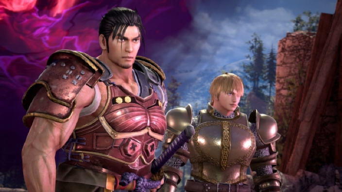 SoulCalibur ricorda le sue origini con una serie di video