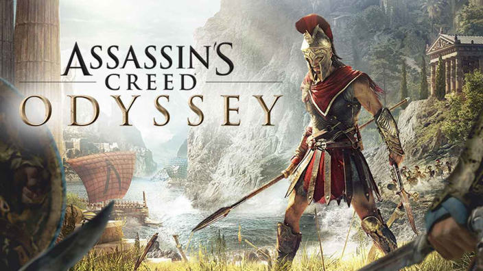 Assassin's Creed Odyssey realizza numeri da record al lancio
