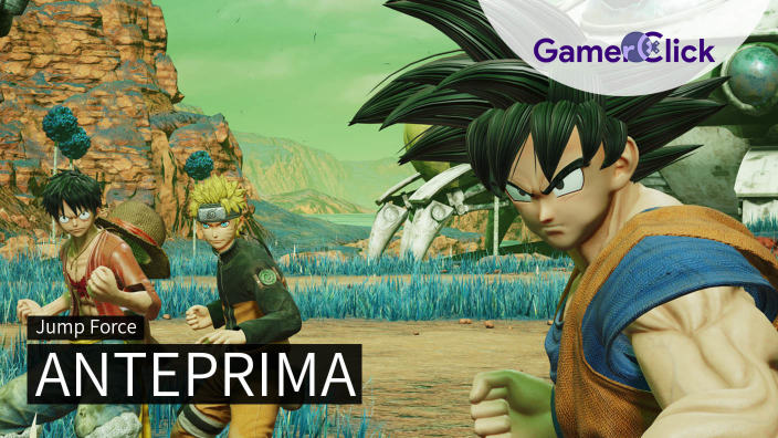 <strong>Jump Force</strong> - Impressioni sulla Closed Beta
