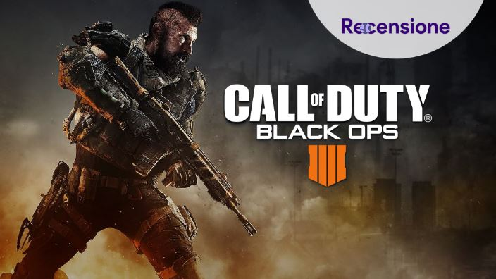 <strong>Call of Duty: Black Ops IIII</strong> - Recensione