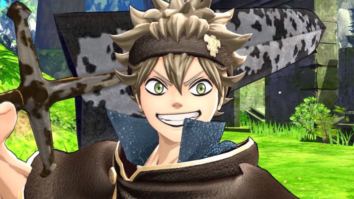 Disponibile la demo di Black Clover: Quartet Knights
