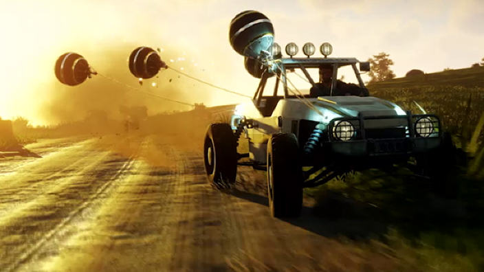 Just Cause 4 si mostra in un trailer Panoramico