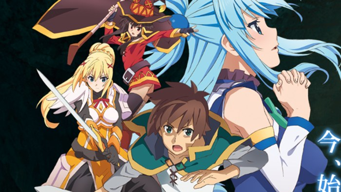 KonoSuba: un nuovo game per questa Light Novel