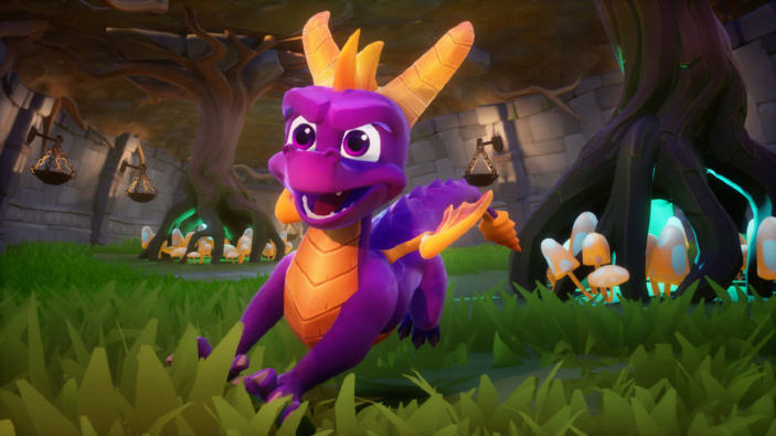 Spyro Reignited Trilogy occuperà oltre 60GB su PlayStation 4