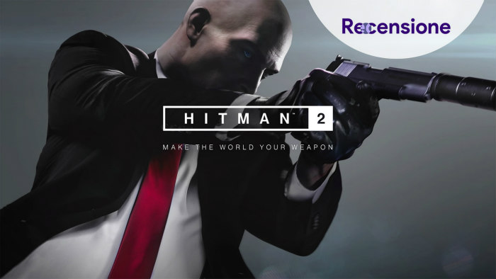 <strong>Hitman 2</strong> - Recensione