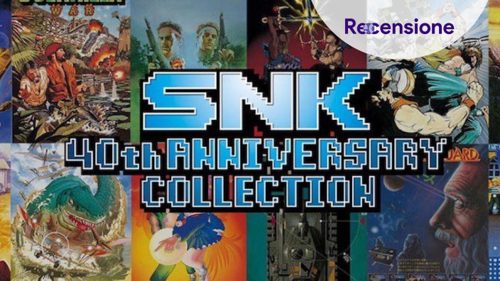<strong>SNK 40th Anniversary Collection</strong> - Recensione