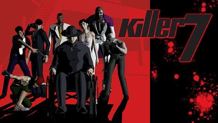 Killer7 è disponibile su Steam