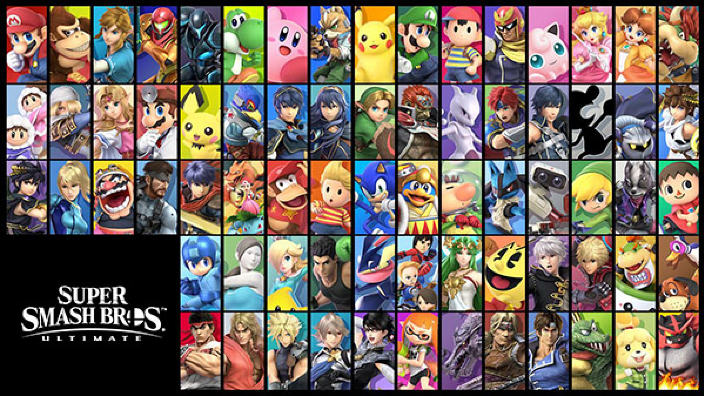 Overview trailer per Super Smash Bros. Ultimate