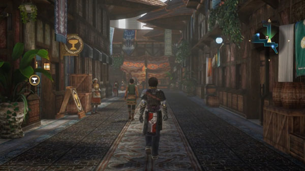 Due trailer sulla grafica di The Last Remnant Remastered