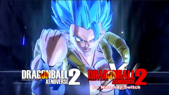 Gogeta SSGSS arriva come DLC in Dragon Ball Xenoverse 2