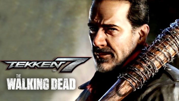 Tekken 7 ecco il gameplay trailer di Negan